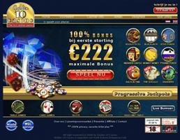 Golden 10 Casino | iDeal Casino