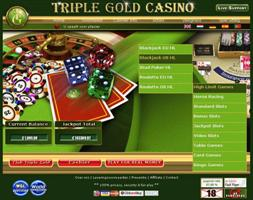 Triple Gold Casino | iDeal Casino